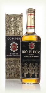100-pipers-1970s-whisky